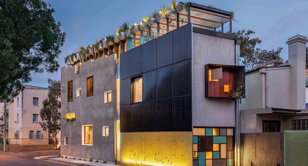 Intervenir en el patrimonio de forma sostenible: Welcome to the Jungle House
