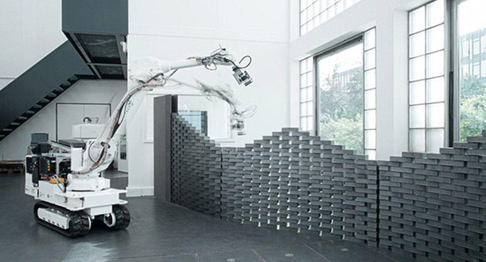 La robótica aplicada a la arquitectura.