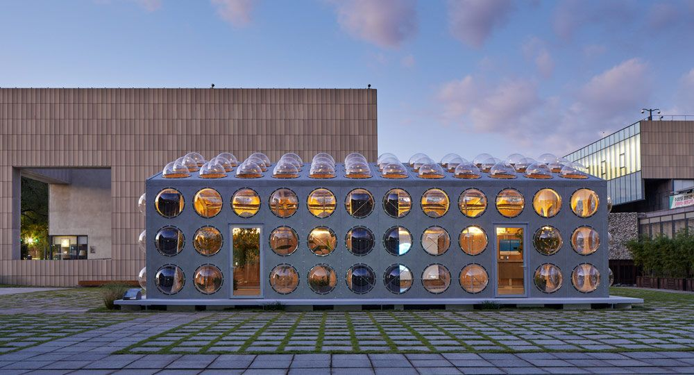Perpetual Spring de OBRA Architects. Arquitectura por el cambio y la comunicación