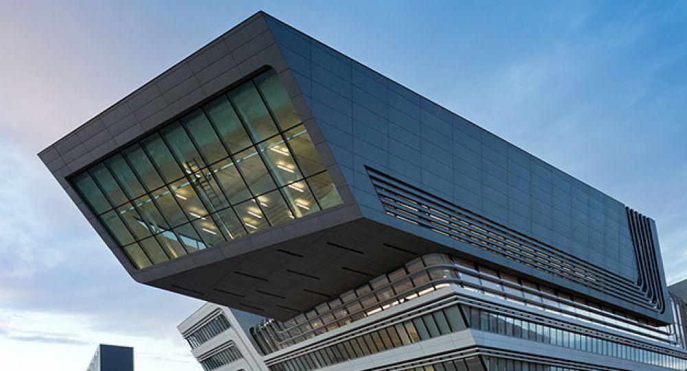 Nueva biblioteca en viena de zaha hadid architects for Arquitectura zaha hadid