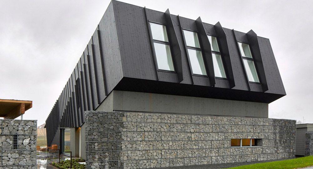 Proyecto ZEB, arquitectura de emisión cero