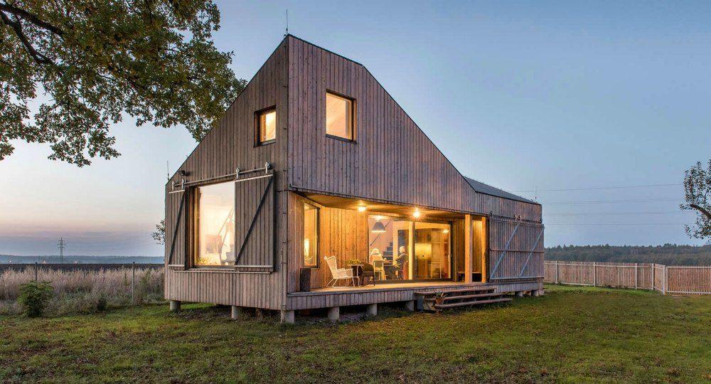 Casa Zilvar. Una vivienda de bajo consumo