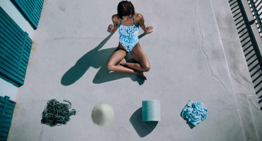 Diseño de moda deportiva sostenible. Adidas