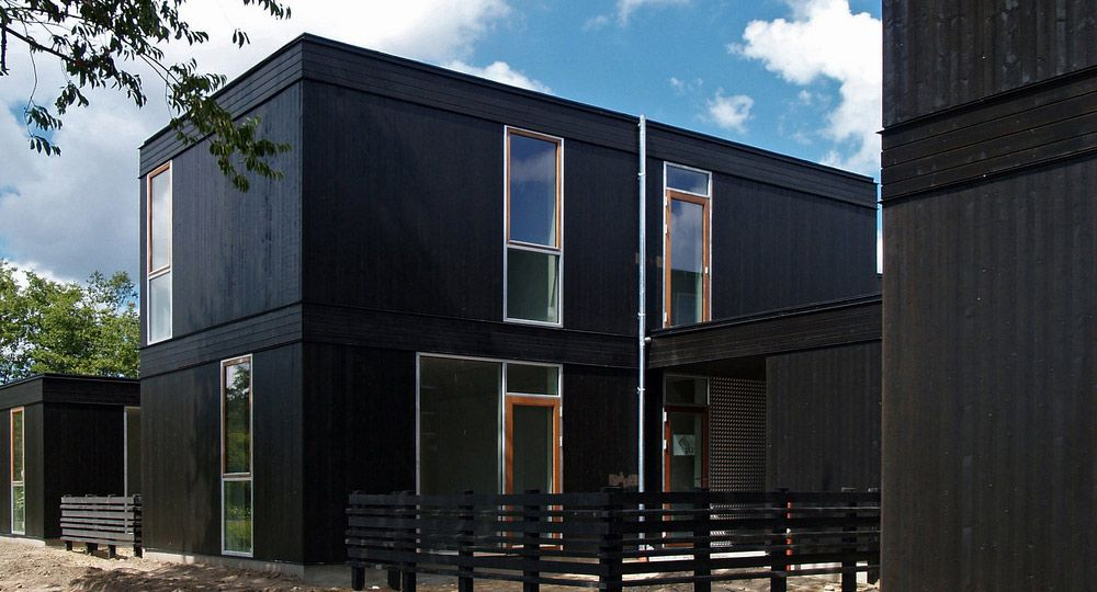 La arquitectura modular como proyecto eco sostenible. Algeco