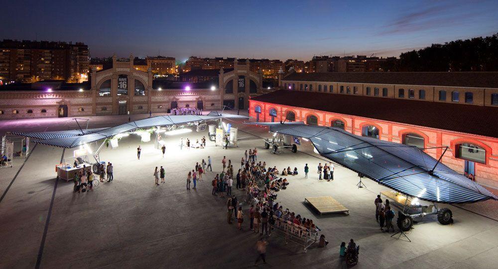 Políticas Transmateriales. Arquitectura política de Andrés Jaque