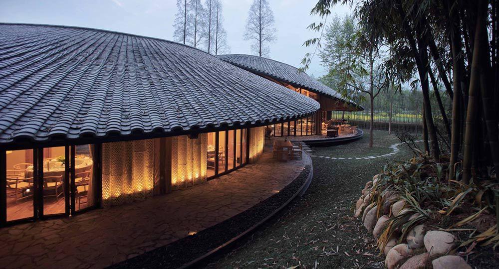 In Bamboo. Centro comunitario en Dao Ming de Archi-Union Architects