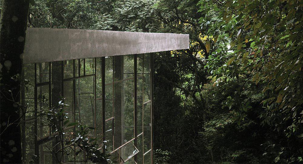 Casa Biblioteca de Atelier Branco. Arquitectura para el pensamiento y la contemplación