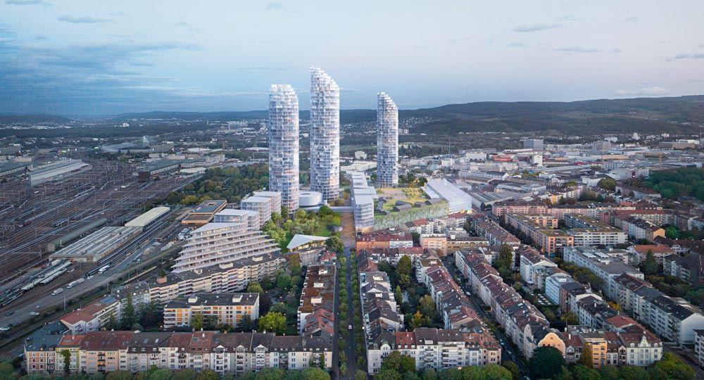 Herzog & de Meuron. Arquitectura residencial en altura