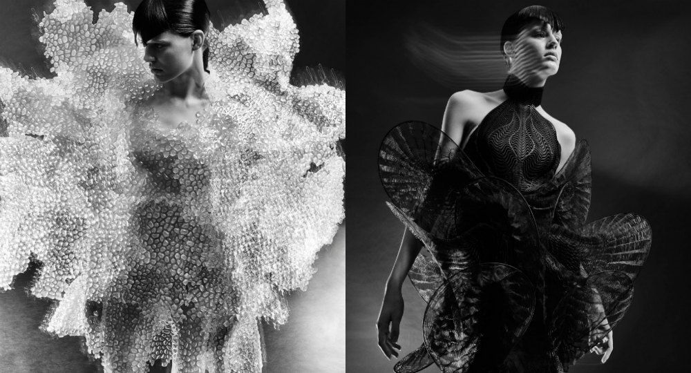 Estructuras, materiales, moda o arquitectura. Iris van Herpen