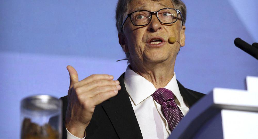 El inodoro de Bill Gates. Diseño a la vanguardia por la sanidad mundial