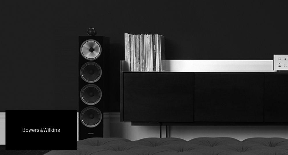 Altavoces empotrables de Bowers & Wilkins: En la arquitectura el sonido es lo primero