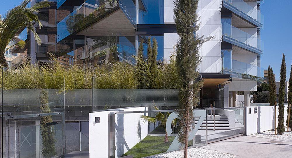 Bueso-Inchausti & Rein Arquitectos. Edificio de 20 viviendas en Parque Conde de Orgaz