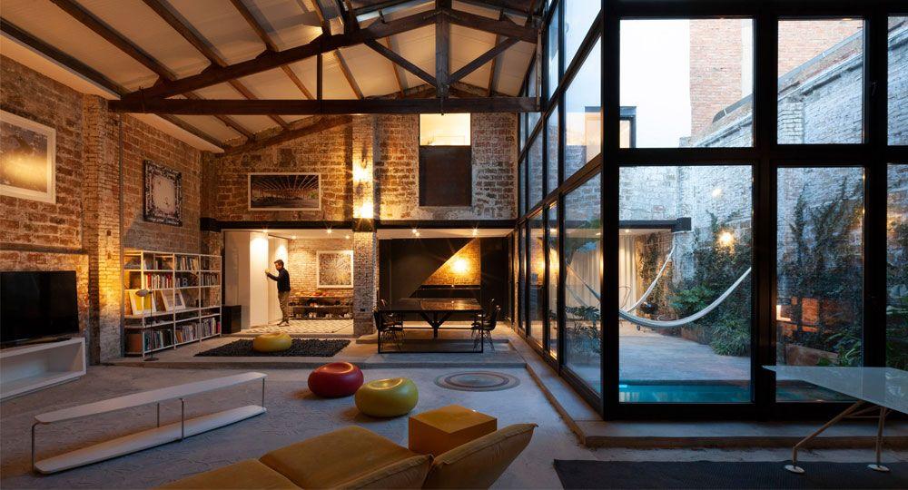 Proyecto El Teatro. Arquitectura residencial privada de Cadaval & Solà-Morales