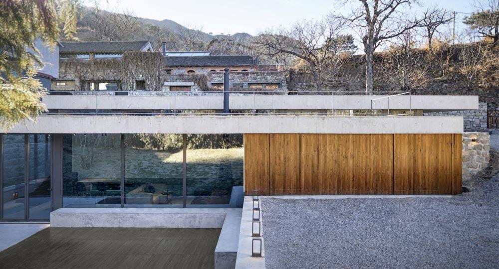 Casa en la Gran Muralla: MDDM Studio