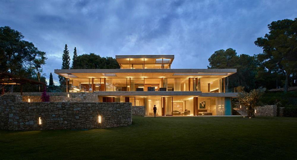 Casa en la Pinada. Ramón Esteve Estudio