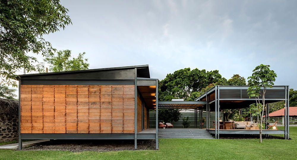 Casa Molina. Arquitectura residencial prefabricada de Soler Arquitectos