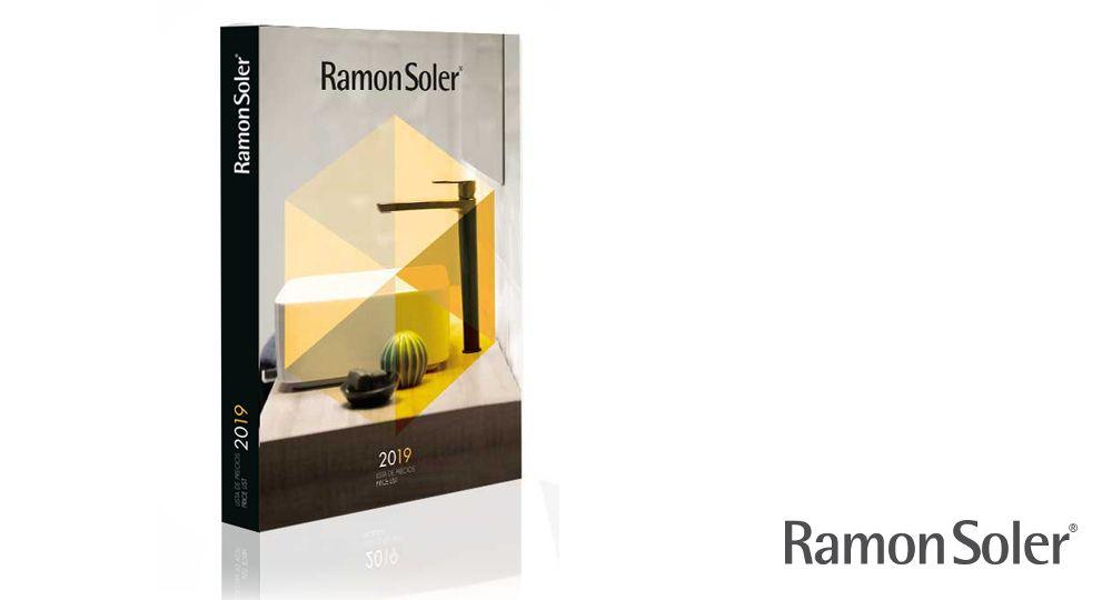 Ramon Soler® presenta nuevo Catálogo 2019. Innovación en producto, diseño, color y wellness