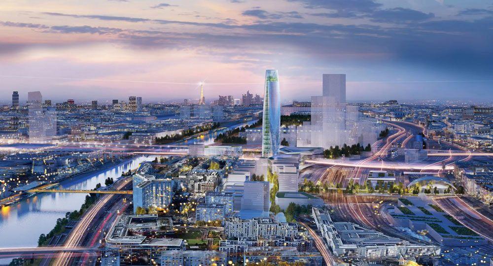 Charenton-Bercy. Arquitectura de energía cero en París