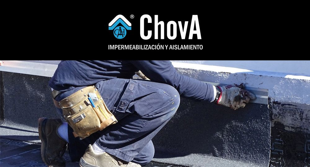 El correcto diseño y ejecución de los puntos singulares para una correcta impermeabilización. ChovA