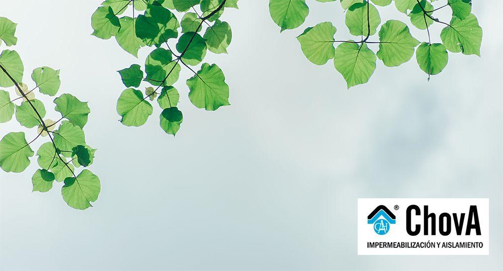 Ventajas y beneficios de un edificio bien aislado. Innovación y sostenibilidad con ChovA