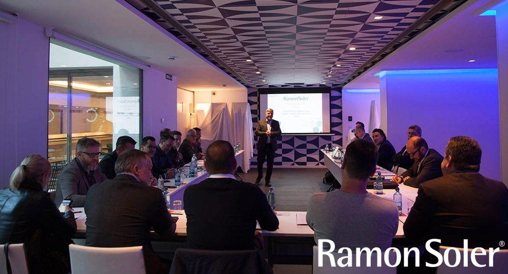 Ramon Soler celebra la Convención de Ventas de Francia 2019