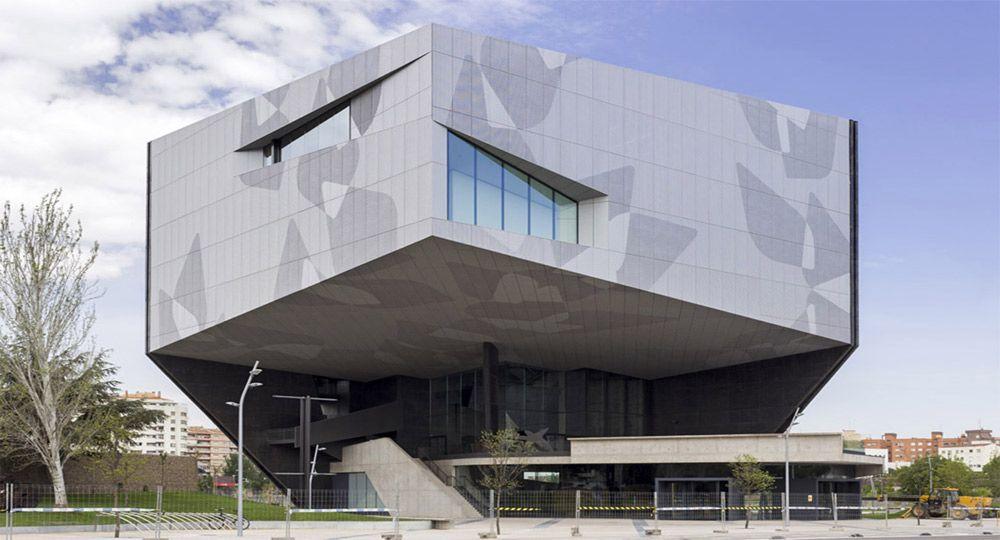 CTAV. Exposiciones, muestras y arquitectura con Javier García-Solera y Carme Pinós