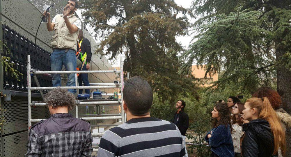 Curso profesional de Diseño y Construcción de Jardines Verticales de Ignacio Solano