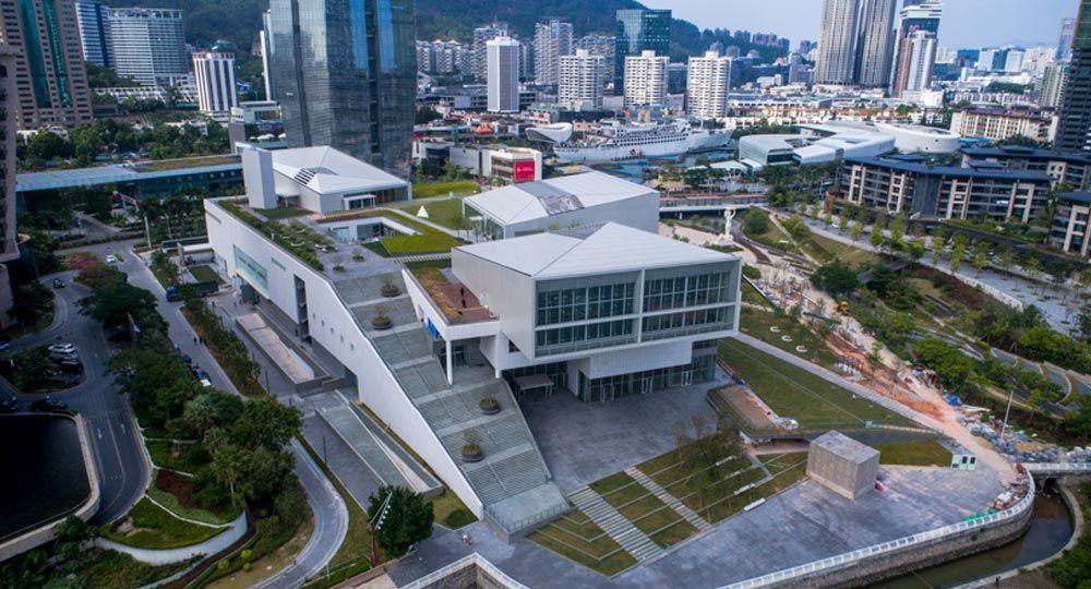 Design Society. Arquitectura, diseño y cultura en Shenzhen