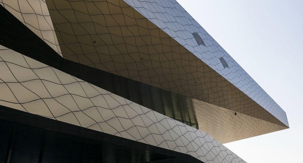 Delugan Meissl Associated Architects. Proyecto Hyundai Motor Studio Goyang