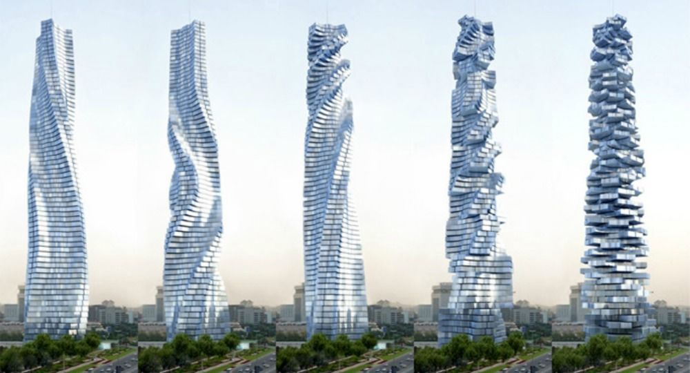 Dynamic Architecture. Arquitectura dinámica en Dubai