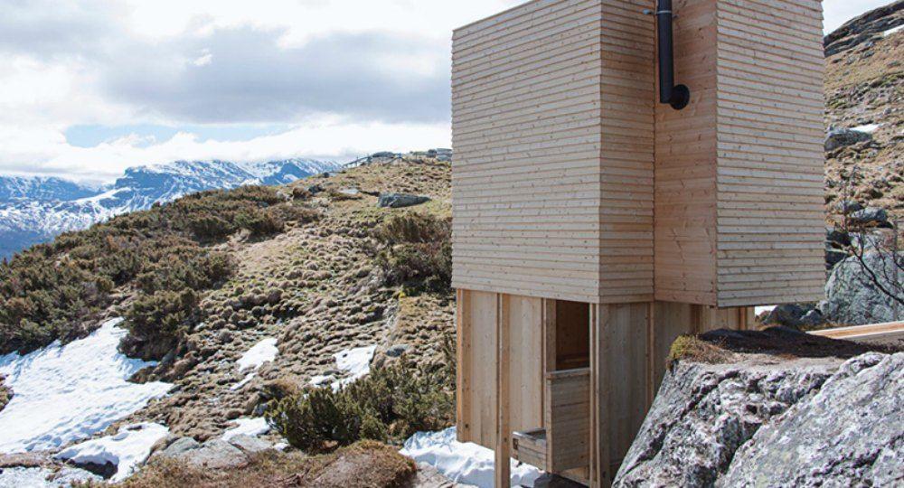 Proyecto Eldmølla. Arquitectura, cultura y naturaleza  Noruega