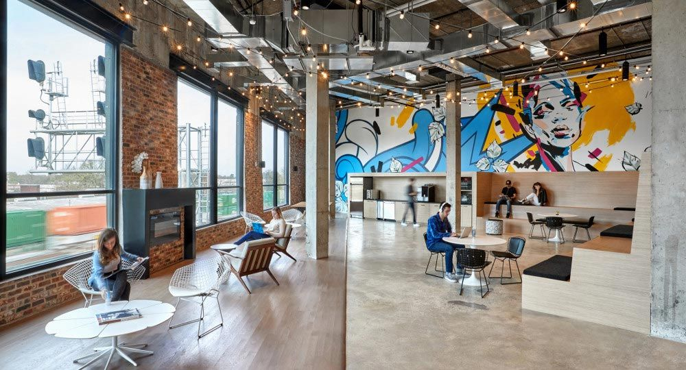 ¿Con o sin? Arquitectura y eficiencia en espacios de oficinas