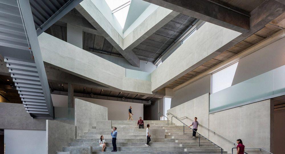Escuela de Arte Glassell. Geometría y expresión arquitectónica minimalista hacia los sentidos