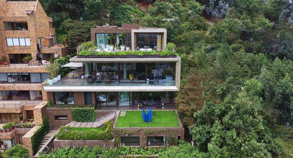 Vivienda unifamiliar del arquitecto José Luis García Iannini