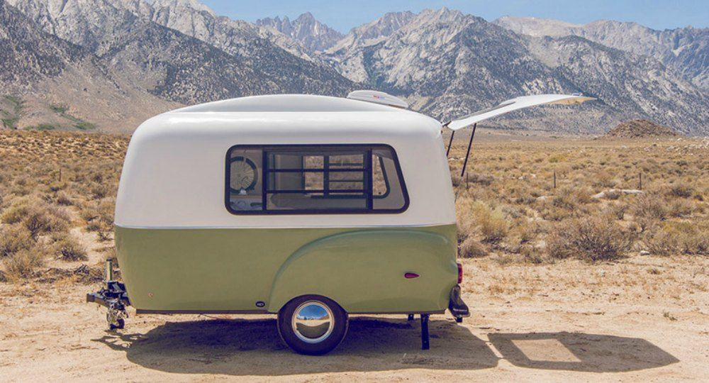 Happier Camper. Arquitectura sobre ruedas HC1