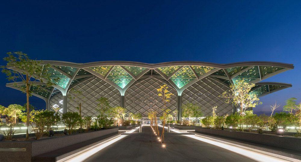 Línea de alta velocidad Haramain. Foster + Partners diseña las estaciones de tren del futuro en Arabia Saudí