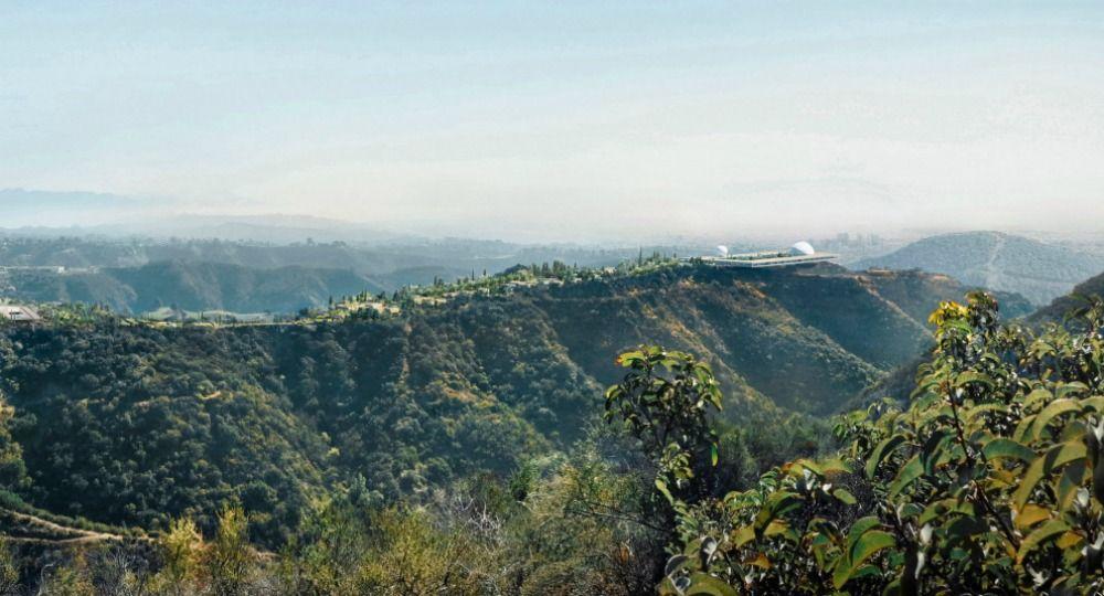 Herzog & de Meuron. Proyecto de arquitectura Berggruen Institute en Los Angeles