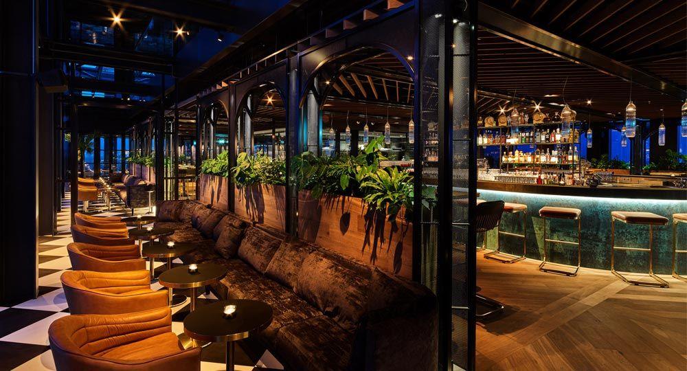 Hotel QO Amsterdam. Arquitectura urbana e interiorismo sostenible