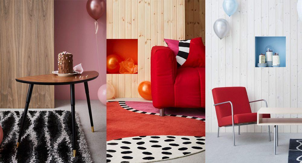 IKEA cumple 75 años. El gigante del diseño presenta una serie conmemorativa