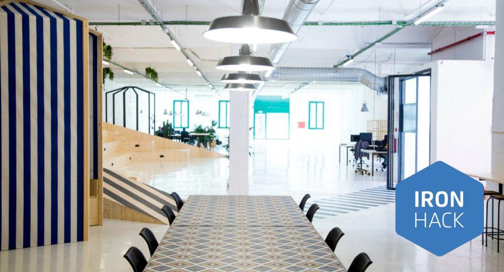 Ironhack. El gran potencial de los arquitectos en el mundo digital