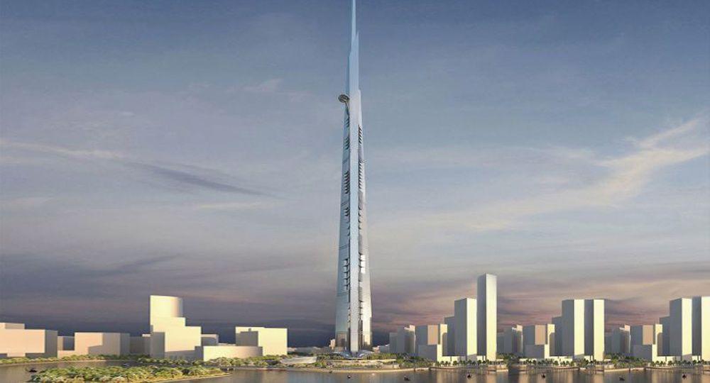 Jeddah Tower. Arquitectura de gran altura