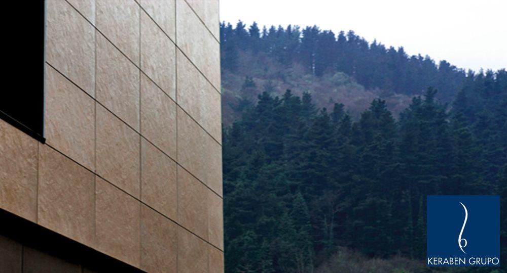 Keraben Grupo. Por una arquitectura con menor impacto ambiental