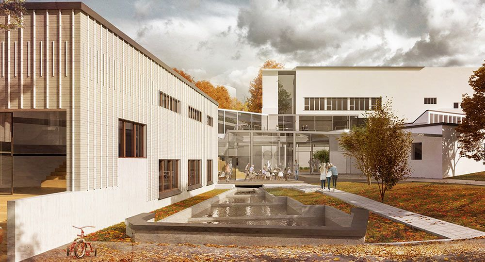 Matteo Cainer Architects.  Alvar Aalto Time Lapse