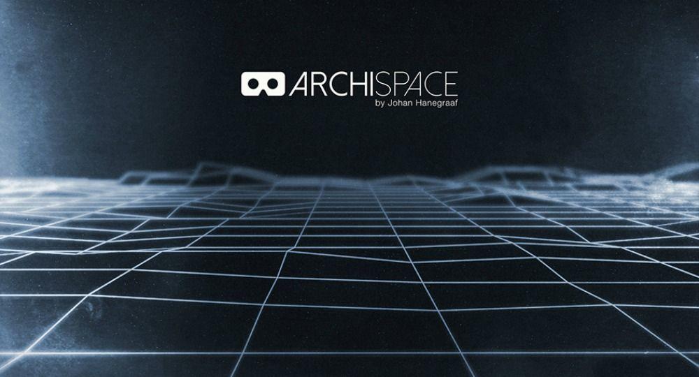 Mecanoo Architecten. Proyectando arquitectura con realidad virtual ArchiSpace