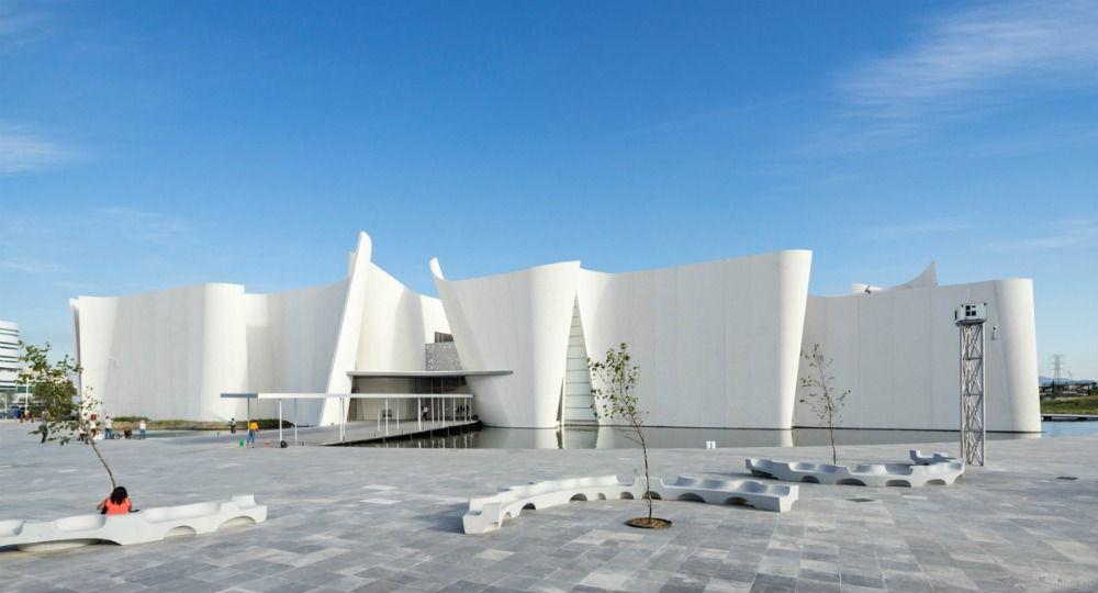 Creatividad, innovación y hormigón. Arquitecto Toyo Ito