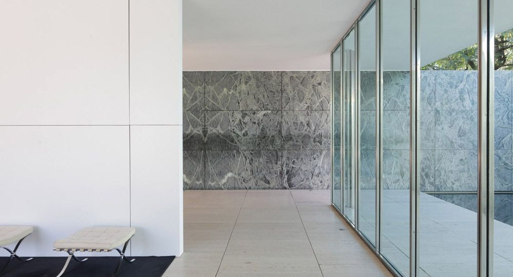 Mies Missing Materiality. Anna & Eugeni Bach Arquitectes