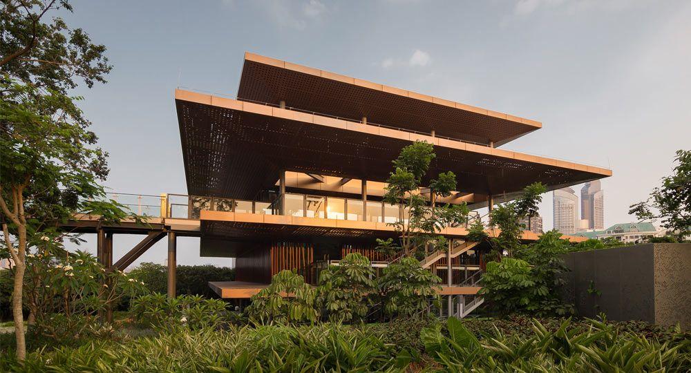 Biblioteca Científica Xiangmi. MLA+ arquitectos