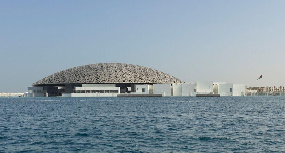 Inauguración del Museo del Louvre de Abu Dhabi. Arquitecto Jean Nouvel