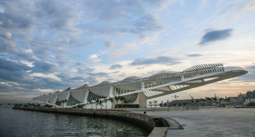 El Museo del Mañana de Santiago Calatrava. Premio MIPIM de arquitectura sostenible