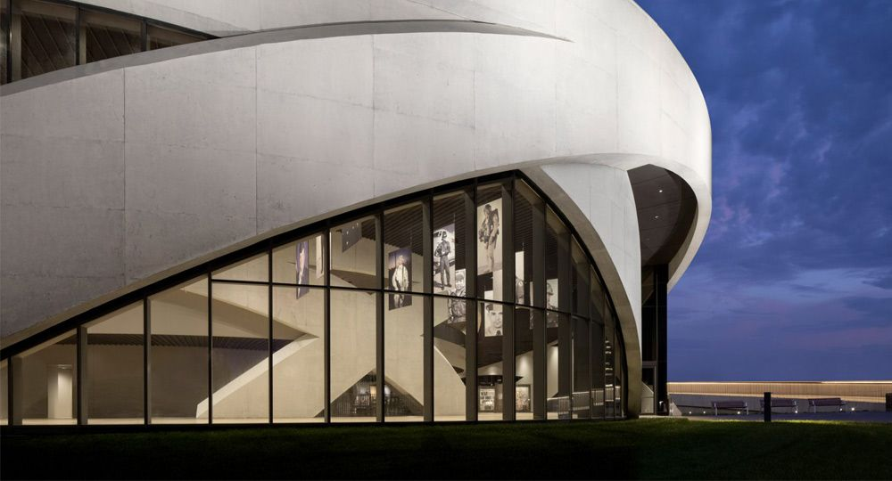 Museo Nacional y Memorial de Veteranos Ohio. Allied Works arquitectos